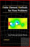 Finite Element Methods for Flow Problems, Donea, Jean and Huerta, Antonio, 0471496669