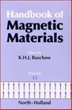 Handbook of Magnetic Materials, Buschow, K. H. J., 0444506667