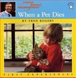 When a Pet Dies 9780698116665
