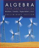 Algebra : Form and Function, Hughes-Hallett, Deborah and Connally, Eric, 0470226668