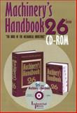 Machinery's Handbook, Oberg and McCauley, 0831126663