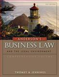 Business Law and the Legal Environment, Twomey, David P. and Jennings, Marianne M., 0324786662