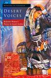Desert Voices : Bedouin Women's Poetry in Saudi Arabia, Al-Ghadeer, Moneera, 1845116666