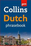 Dutch Phrasebook, Collins UK, 0007246676
