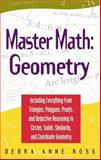 Master Math : Geometry, Ross, Debra Anne, 1564146677