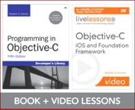 Objective-C LiveLessons (Video-Book Bundle), Kochan, Stephen G., 0321826671