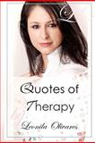 Quotes of Therapy, Leonila Olivares, 1463526679