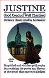 Justine or Good Conduct Well Chastised, Marquis de Sade, 0954996674