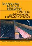 Managing Human Behavior in Public and Nonprofit Organizations, Aristigueta, Maria P. and Denhardt, Robert B., 1412956676