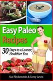 Easy Paleo Recipes, Sue Fleckenstein, 1475256671