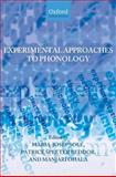 Experimental Approaches to Phonology, , 0199296677