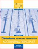 Accounting Principles : Peachtree Complete Accounting, Weygandt, Jerry J. and Kieso, Donald E., 0470386673