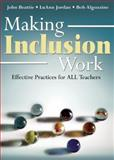 Making Inclusion Work, John Beattie and LuAnn Jordan, 1629146676