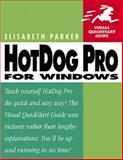 HotDog Pro for Windows, Parker, Elisabeth, 0201696673