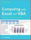Computing with Excel and VBA, Krishan, S. I., 0763756687