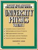 University Physics I, Jesse, Kenneth E., 0156016680
