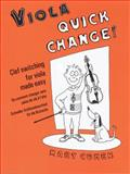 Quick Change! for Viola, Mary Cohen, 0571516688