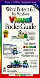 WordPerfect 6.1 for Windows Visual Pocket Guide, Maran Graphics Staff and Maran, Ruth, 1568846681