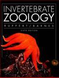 Invertebrate Zoology, Ruppert, Edward E. and Barnes, Robert D., 0030266688