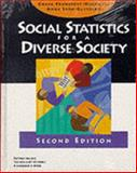 Social Statistics for a Diverse Society, Frankfort-Nachmias, Chava and Leon-Guerrero, Anna, 0761986685