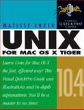 Unix for Mac OS X 10. 4 Tiger, Matisse Enzer, 0321246683