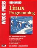 Beginning Linux Programming, Stones, Richard, 1874416680