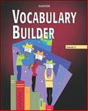 Vocabulary Builder, Course 5, Glencoe McGraw-Hill Staff, 0078616689