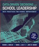 Data-Driven Decisions and School Leadership : Best Practices for School Improvement, Kowalski, Theodore J. and Mahoney, James W., 0205496687