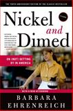 Nickel and Dimed, Barbara Ehrenreich, 0312626681