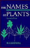 The Names of Plants 9780521366687