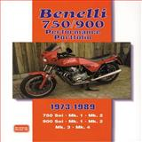 Benelli 750 and 900, 1973-1989, R. M. Clarke, 1855206684