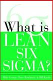 What Is Lean Six Sigma?, George, Mike and Rowlands, Dave, 007142668X
