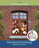 Educational Psychology : Windows on Classrooms, Eggen, Paul and Kauchak, Don P., 0135016681