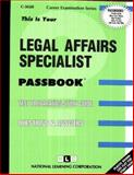 Legal Affairs Specialist, Jack Rudman, 0837336686