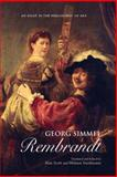 Georg Simmel: Rembrandt, , 0415926696