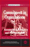 Commitment in Organizations, , 0415846692