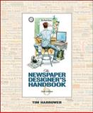 The Newspaper Designer's Handbook, Harrower, Tim, 0072996692