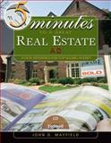 5 Minutes to a Great Real Estate Ad : A Desk Reference for Top-Selling Agents, Mayfield, John D., 0324376693