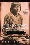 Bury My Heart at Wounded Knee, Dee Alexander Brown, 0805066691