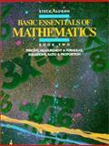 Percent, Measurement and Formulas, Equations, Ratio and Proportion, James T. Fata, 0811446697