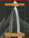 Student Study Guide for University Physics Volumes 2 And 3 (Chs. 21-44), Young, Hugh D. and Freedman, Roger A., 0321696697