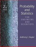 Probability and Statistics for Engineers and Scientists, Hayter, Anthony J., 0534386695