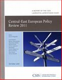 Central-East European Policy Review 2011, Bugajski, Janusz and Andrusyszyn, Walter, 0892066695