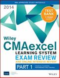Wiley CMA Learning System Exam Review and Online Intensive Review 2014 : Financial Planning, Performance and Control, IMA, 1118776690