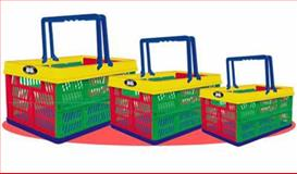 Fold Away Baskets, , 1586506692