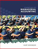 Essentials of Managerial Accounting 9780618436699