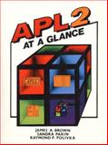 Apple Two at a Glance, Brown, James and Pakin, Sandra, 0130386707