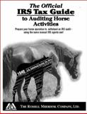 The Official IRS Tax Guide to Auditing Horse Activities, IRS Staff, 092934670X