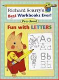 Fun with Letters, Richard Scarry, 0394876709