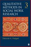 Qualitative Methods in Social Work Research 3rd Edition